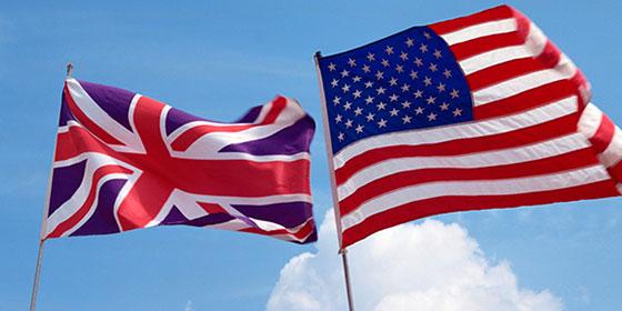 British vs. American accent